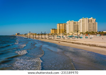 Clearwater florida stock images royalty free images for Fishing clearwater beach fl