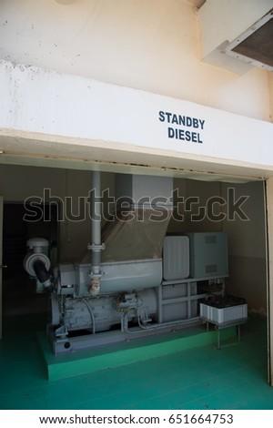 View Diesel Power Plant Room Diesel Stock Photo Royalty Free