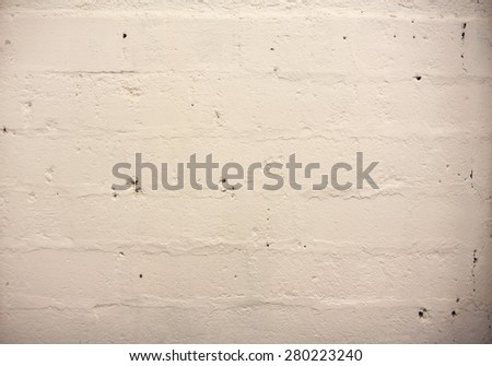View of grunge concrete cement gray wall - stock photo