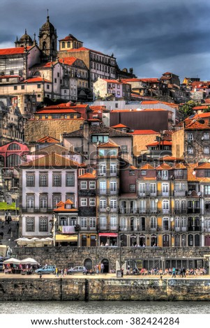 View of Porto, Portugal