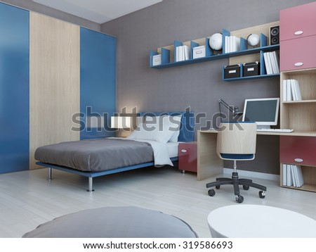 teenage bedroom stock images, royalty-free images & vectors