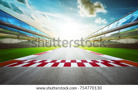 F1 motion blur race track stock photo 631965383 shutterstock for Watkins motor lines tracking
