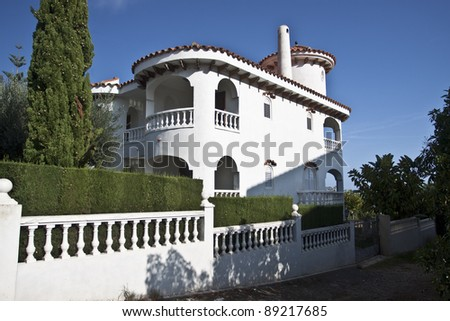 Villa in Alcossebre. Spain