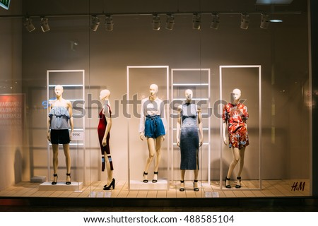 Fashion Mannequin Stock Images, Royalty-Free Images