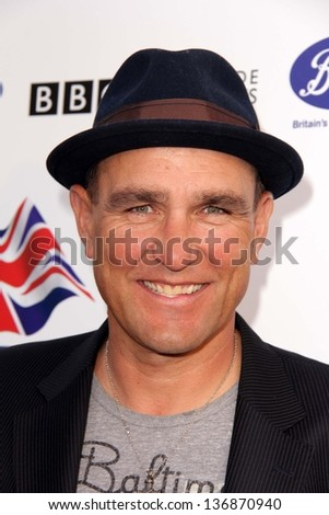 "Vinnie Jones at ""A Salute to Old Hollywood Party"" to Celebrate the Launch of BritWeek, The British Residence, Los Angeles, CA 04-23-13"