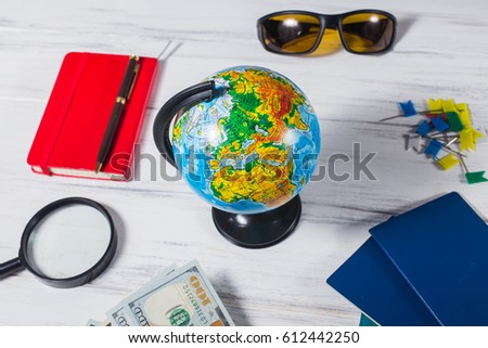 Push Pin Map Stock Images RoyaltyFree Images Vectors - Us travel planning map