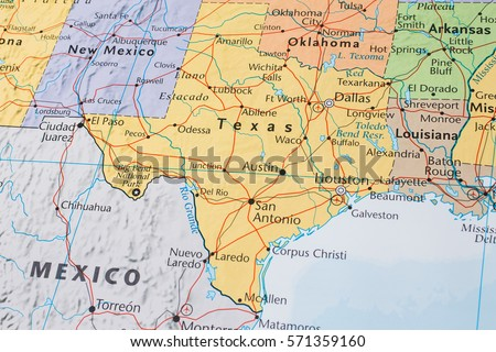 Texas Road Map Stock Images RoyaltyFree Images Vectors - Road maps of texas