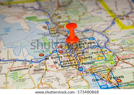 Ukraine Pin On Map Stock Images RoyaltyFree Images Vectors - Maps ukraine to us