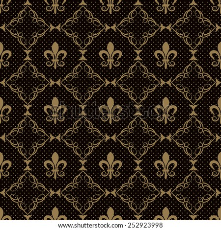 vintage abstract background for design of cards, invitations, website, paper packaging, book covers, wallpaper for wall (seamless pattern)  - stock photo