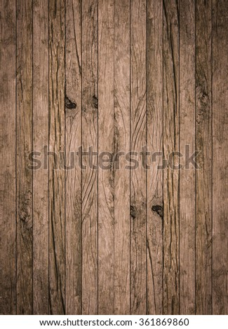 vintage aged red brown wooden background texture:retro grungy wooden panels wall:rustic plank wood floorboards vertical backdrop with vignette:wood tiles stripe for interior,design,decorate,template - stock photo