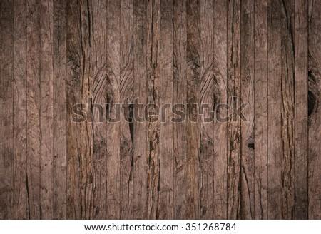 vintage aged red brown wooden backgrounds texture - stock photo