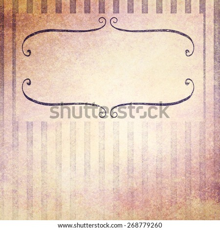 vintage background design element. blank typography copyspace for text or image - stock photo