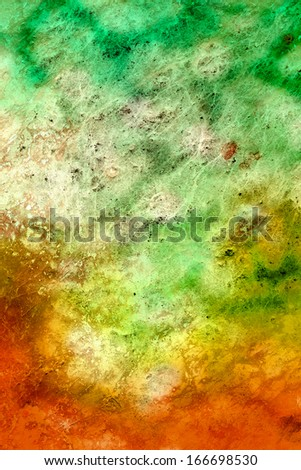 Vintage background (impressionism) - stock photo