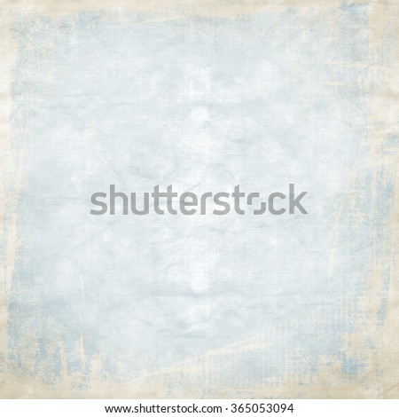 vintage background old crumpled paper parchment texture grunge background - stock photo
