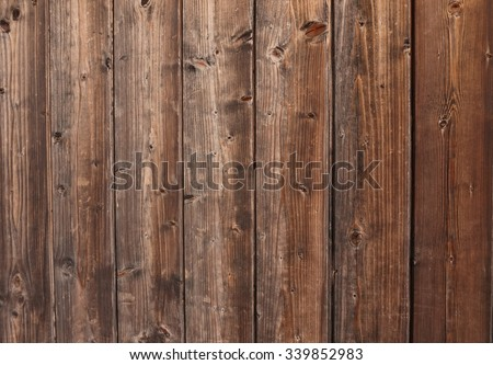 Vintage background withold  brown wooden planks