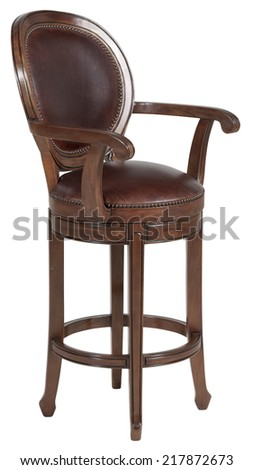 Vintage bar stool or chair