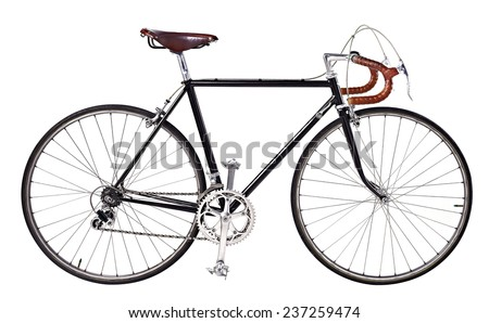 Vintage Bike - stock photo