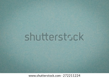 Vintage Blank sheet of blue paper texture blackground - stock photo