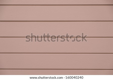 Vintage brown wood texture background of a house wall - stock photo