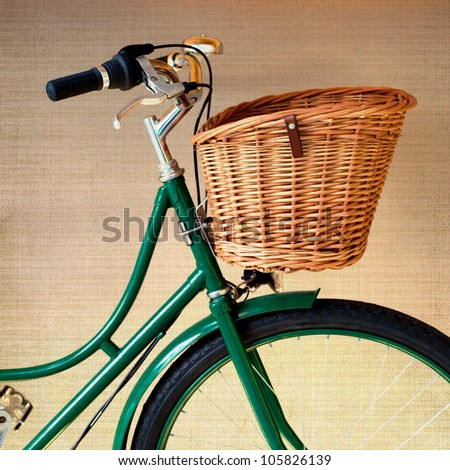 Vintage Bycicle