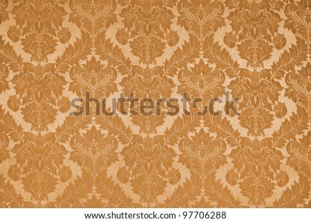 Vintage cloth texture - stock photo