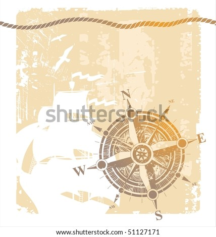 Vintage Compass Rose Stock Images, Royalty-Free Images & Vectors ...