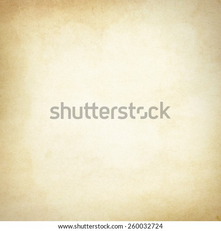 Vintage dirty paper with stained texture - stock photo