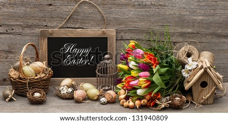 Happy Easter Decorations Merry Christmas And New Year 2018