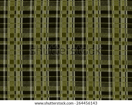 Vintage fabric grid texture background