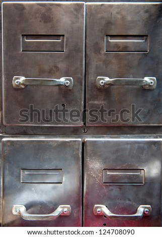 Vintage Filing Cabinet Stock Images, Royalty-Free Images & Vectors ...