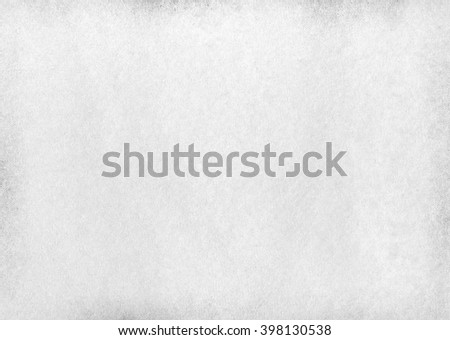 Vintage gray blank cardboard texture background, craft element - stock photo
