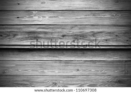 Vintage gray wood background - stock photo