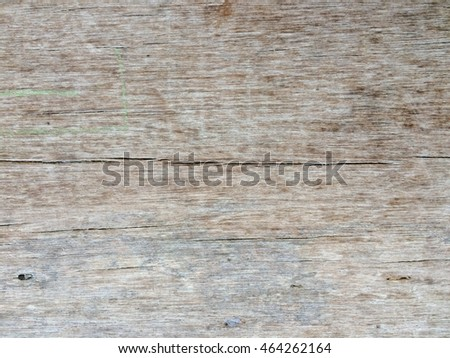 Vintage gray wooden crack wall texture background