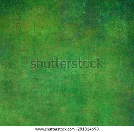 vintage green grunge background texture design - stock photo