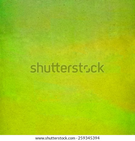 Vintage green paper background and texture. - stock photo