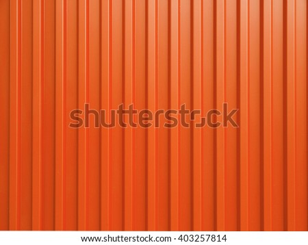 Vintage looking Corrugated steel sheet useful as a background