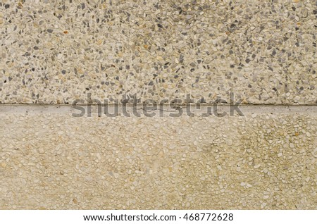 Vintage looking Gravel texture pattern useful as a background