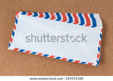 vintage mail envelopes