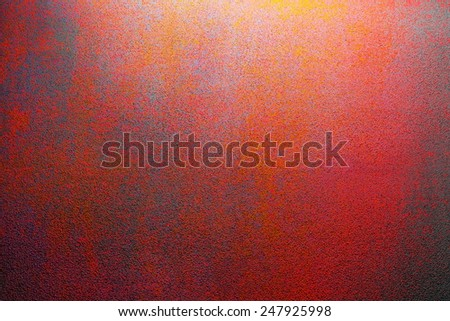 vintage metal background  - stock photo