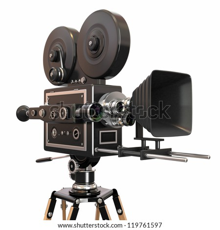 Movie Camera Stock Images, Royalty-Free Images & Vectors ...