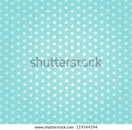 Vintage old dot texture background - stock photo