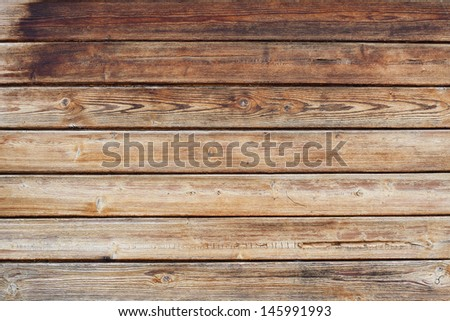 Vintage old wooden planks background