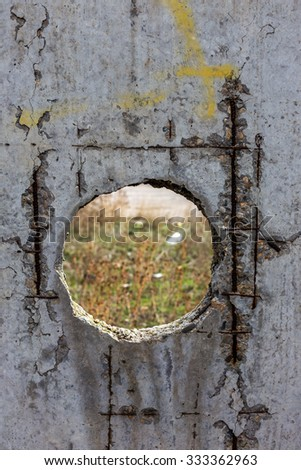 Vintage or grungy background of natural cement or stone old texture as a retro pattern wall. It is a concept, conceptual or metaphor wall banner, grunge, material, aged, rust