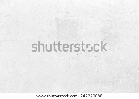 Vintage or grungy white background of natural cement or stone old texture as a retro pattern wall - stock photo
