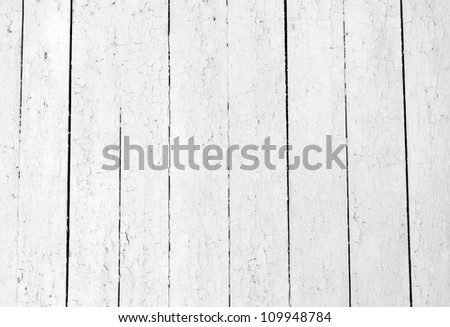 Vintage or grungy white background of natural wood or wooden old texture as a retro pattern wall. It is a concept, conceptual or metaphor wall banner, grunge, material, aged, rust or construction.