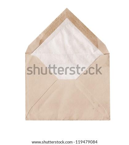 Vintage paper - stock photo