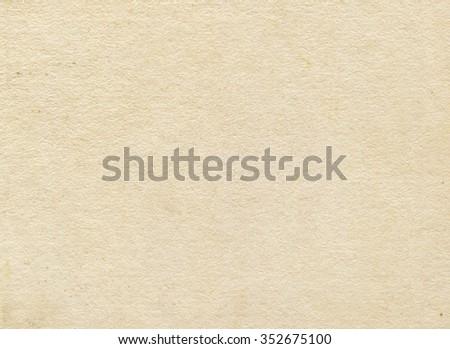 Vintage paper background. Light paper texture. - stock photo