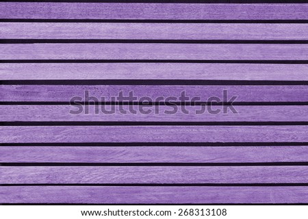Vintage purple background wood wall - stock photo