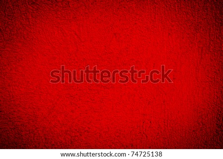 vintage red background - stock photo