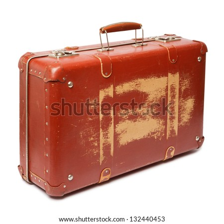 Old Suitcase Stock Images, Royalty-Free Images & Vectors ...